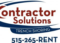 Contractor Solutions – Trench Shoring